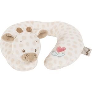 Подголовник Nattou Neck pillow (Наттоу) Charlotte & Rose Жираф 655378