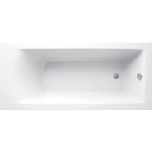Акриловая ванна Alpen Alaska 150х70 цвет Snow white (AVB0001) акриловая ванна alpen alaska 160x70 комплект
