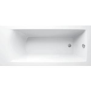 Акриловая ванна Alpen Alaska 170x75 цвет Snow white (AVB0005) ванна акриловая alpen cleo 170x75
