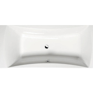 Акриловая ванна Alpen Alia 180x80 цвет Euro white (34119) ванна акриловая alpen montana 180x80