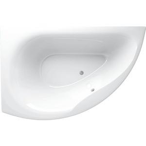 Акриловая ванна Alpen Dallas 160 L цвет Snow white, левая (AVB0012) свитшот dc sugihara crew snow white