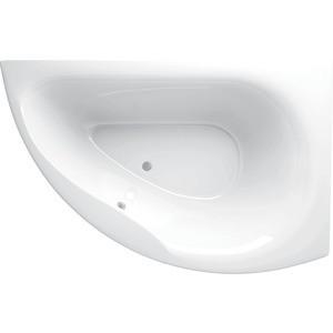 Акриловая ванна Alpen Dallas 160 R цвет Snow white, правая (AVB0013)