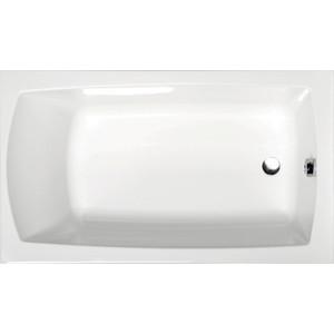 Акриловая ванна Alpen Lily 150x70 цвет Euro white (72273) акриловая ванна alpen diana 150x70 комплект
