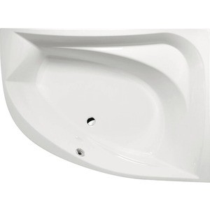 Акриловая ванна Alpen Tanya 160x120 R цвет Euro white, правая (66119) tanya badanina