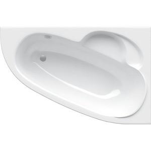 Акриловая ванна Alpen Terra R 160х105 цвет Snow white (AVA0044)