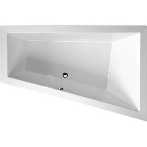 Акриловая ванна Alpen Triangl 180x120 R цвет Euro white, правая (20611) ванна акриловая alpen projekta 160x80 правая