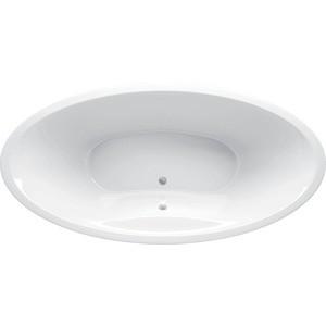 Акриловая ванна Alpen Ventura 194 цвет Snow white (AVB0019) цена