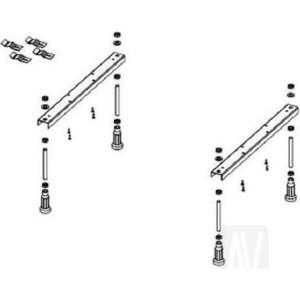 Ножки для ванны Alpen Konstrukce (KONSTRUKCE) цена 2017