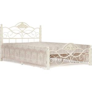 Кровать TetChair CANZONA 140x200 белый tetchair диван кровать newton
