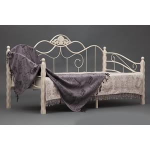 Кровать TetChair CANZONA, 90x200 белый tetchair диван кровать newton