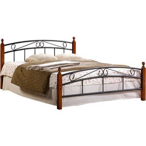 Кровать TetChair AT-8077 120x200 tetchair кровать tetchair at 126 queen 1600 х 2030 гевея металл без матраса