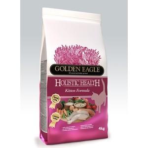 Сухой корм Golden Eagle Holistic Health Kitten Formula для котят 4кг (236200)