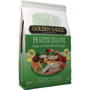 Сухой корм Golden Eagle Holistic Health Large & Giant Breed Puppy для щенков крупных пород 12кг (233636)