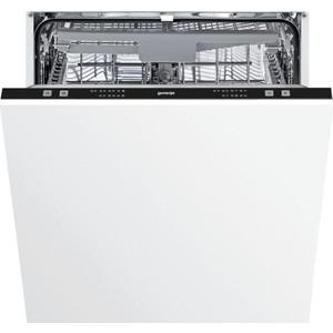 Встраиваемая посудомоечная машина Gorenje GV62211 посудомоечная машина beko dis 15010