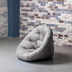 Кресло Gliver Оустер - бостон XL светло-серый
