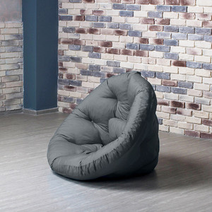 Кресло Gliver Оустер - бостон M темно-серый