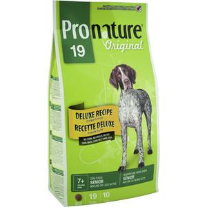Фотография товара сухой корм Pronature Original 19 Senior Dog Deluxe Recipe Chicken Formula с курицей для пожилых собак старше 7 лет 15кг (102.492) (615955)