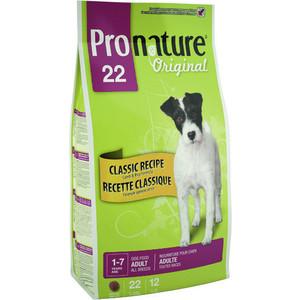 Сухой корм Pronature Original 22 Adult Dog Classic Recipe Lamb & Rice Formula с ягненком и рисом для собак всех пород 2,72кг (102.501) корм сухой happy dog новая зеландия для собак мелких пород ягненок с рисом 4 кг