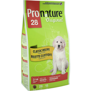 Сухой корм Pronature Original 28 Puppy Growth Large Classic Recipe Chicken Formula с курицей для щенков крупных пород 7кг (102.560) antimicrobial contaminant elimination from water and waste sludge