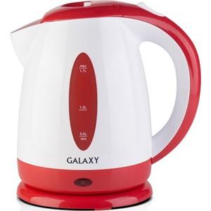Чайник электрический GALAXY GL0221, красный