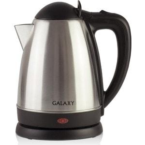 Чайник электрический GALAXY GL0316 чайник galaxy gl0316 2000 вт 1 8 л нержавеющая сталь серебристый