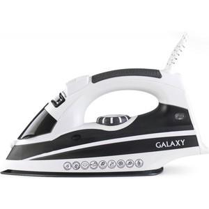 Утюг GALAXY GL6119, черный утюг galaxy gl6119 красный