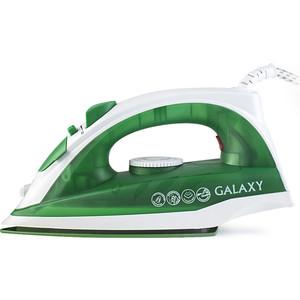 Утюг GALAXY GL6121, зеленый утюг galaxy gl6122 синий