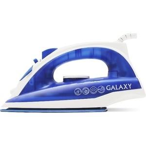 Утюг GALAXY GL6121, синий утюг galaxy gl6122 синий
