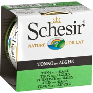 Консервы Schesir Nature for Cat Tuna with Algae кусочки в желе с тунцом и водорослями для кошек 85г (С142) 10x10ft vinyl custom digital photography background children photography backdrops j 7372