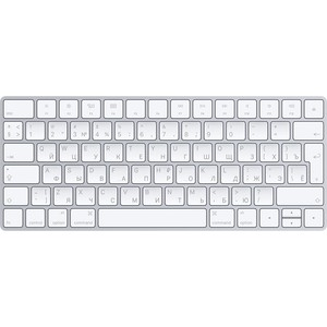 Клавиатура Apple Magic Keyboard Bluetooth (MLA22RU/A) apple wireless keyboard rus сер бел
