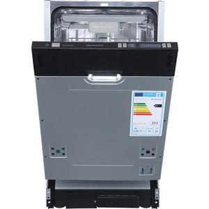 Встраиваемая посудомоечная машина Zigmund-Shtain DW 129.4509 X
