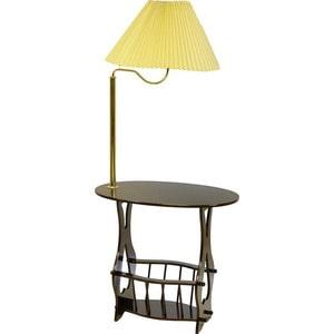 Столик журнальный со светильником Мебельторг 1695 столик сервировочный мебельторг a1938