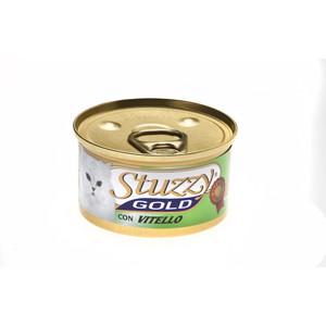 Консервы Stuzzy Cat Gold Mousse with Veal мусс с телятиной для кошек 85г (132.С421) dali 14 1 11а