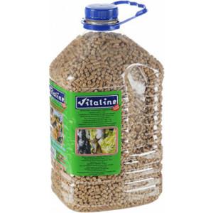 Наполнитель Vitaline впитывающий древесный гранулированная фракция для грызунов, птиц и рептилий 3кг корм вака высокое качество просо для птиц и грызунов 500 гр