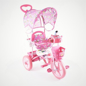все цены на Jaguar Трехколесный велосипед (MS-0737) розовый