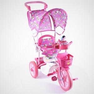 Jaguar Трехколесный велосипед (MS-0737K) розовый