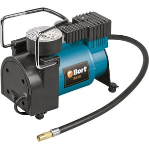 Компрессор автомобильный Bort BLK-255 компрессор bort blk 251n