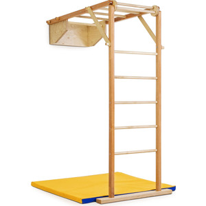 Детский спортивный комплекс KIDWOOD Жираф детский спортивный комплекс kidwood домино оптима