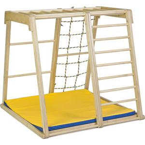 Детский спортивный комплекс KIDWOOD Парус электрический полотенцесушитель пк парус 500x500