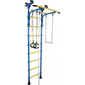 Детский спортивный комплекс Midzumi Hoshi синий/желтый
