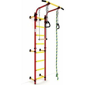 Детский спортивный комплекс Romana Комета next 1 ДСКМ-2С-8.06.Г1.410.01-24 обливные красный/жёлтый