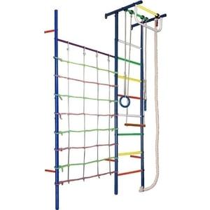 Детский спортивный комплекс Вертикаль Юнга 4М спортивный комплекс вертикаль турник 12 1