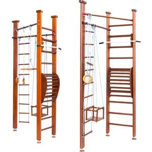 Детский спортивный комплекс Карусель 3Д.01.01 (с тренажером для осанки №2) плитка для кухни 3д