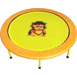 Мини-батут КМС Складной 40 диаметр 102 см оранжевый детские батуты kms sport складной мини батут диаметр 138 см