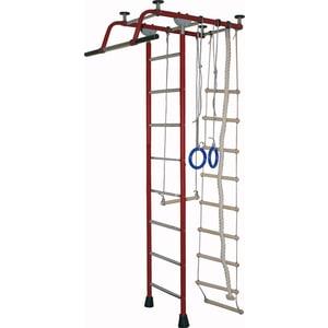 Детский спортивный комплекс Крепыш плюс Т (2159) бордовый