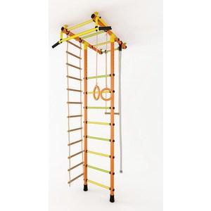 Детский спортивный комплекс Маугли 02-03 М оранжевый детский спортивный комплекс маугли 01 02 зеленый желтый