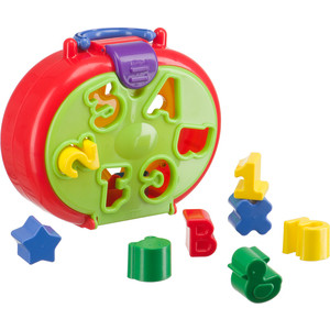 Игрушка Сортер Happy Baby Iq-Sorter (331840) развивающая игрушка happy baby iq caterpillar