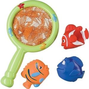 Набор ПВХ-игрушек Happy Baby Little fisher (32008)