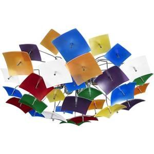 Потолочный светильник Donolux C110234/7color 70pcs 20cm 5size 7color polyolefin heat shrink tube sleeve wrap wire