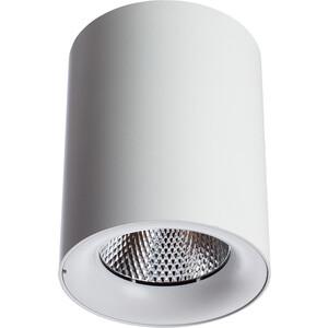 Потолочный светодиодный светильник Artelamp A5118PL-1WH бра artelamp a2020ap 1wh